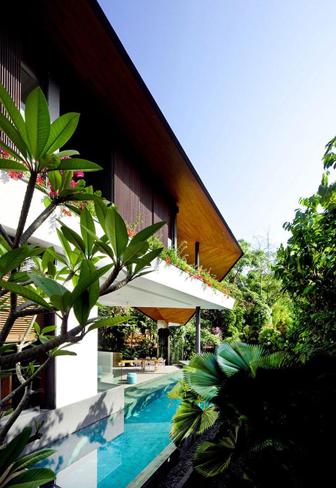 Casa inaripata din Singapore - Poza 3