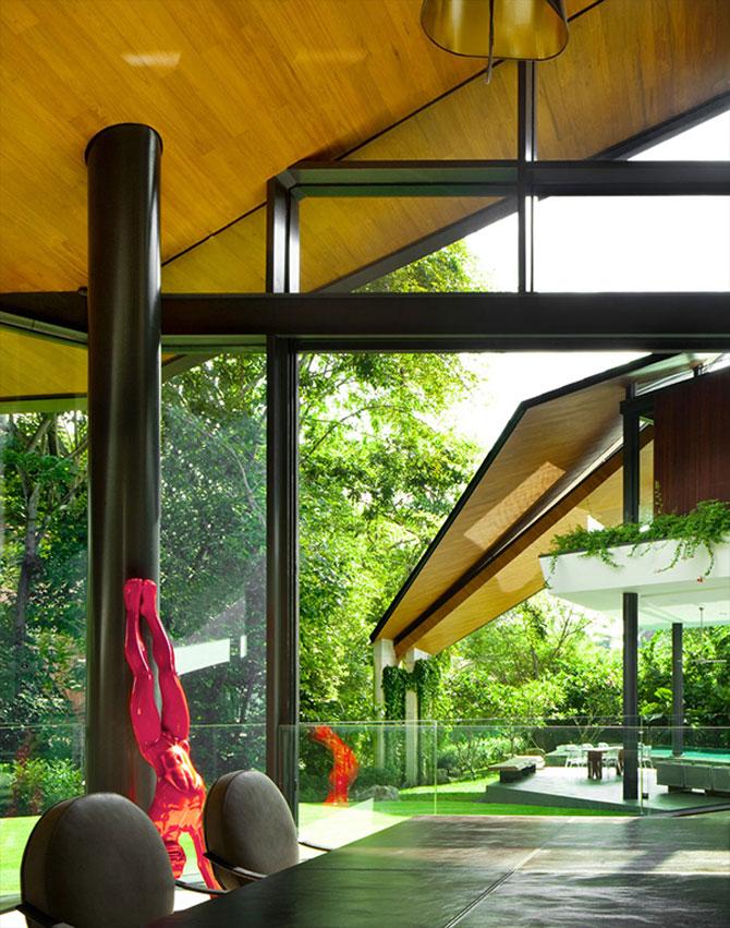 Casa inaripata din Singapore - Poza 5