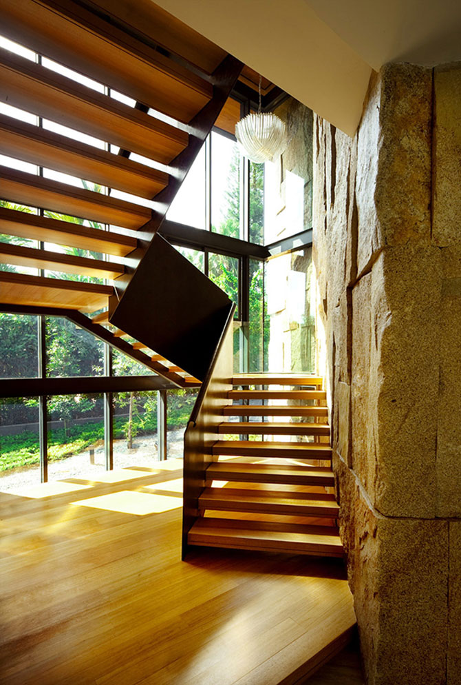 Casa inaripata din Singapore - Poza 6