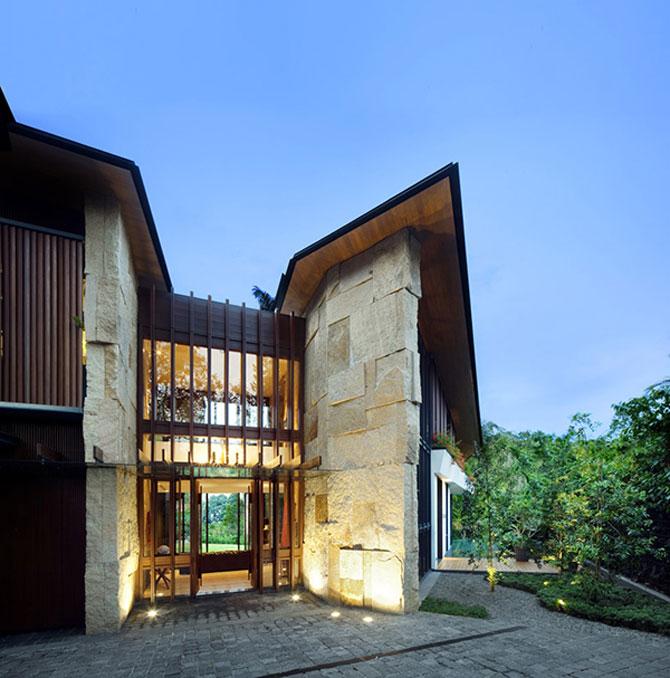 Casa inaripata din Singapore - Poza 7