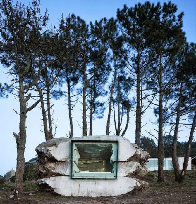 Casa de vacanta in stanca, pe maluri spaniole - Poza 1