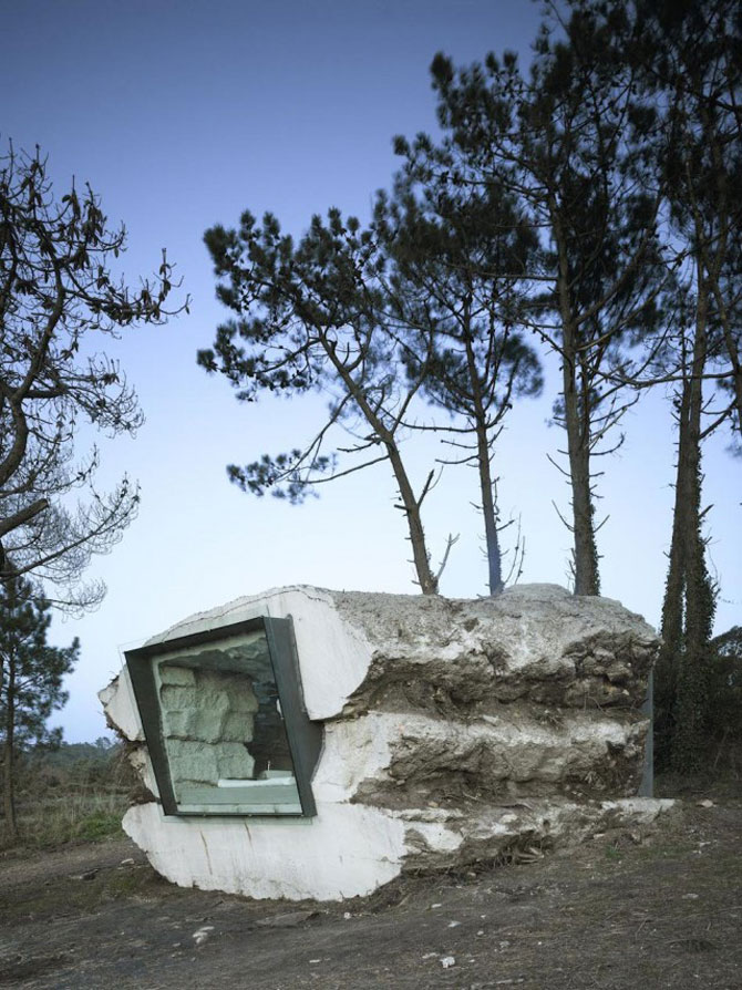 Casa de vacanta in stanca, pe maluri spaniole - Poza 2