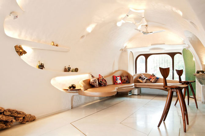 Casa Organica din Mumbai - Poza 1