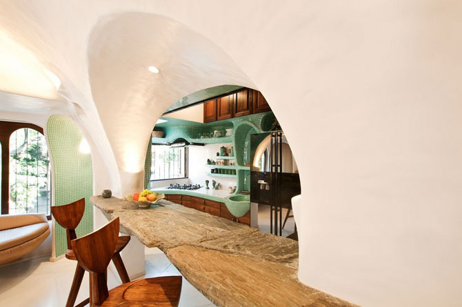 Casa Organica din Mumbai - Poza 4