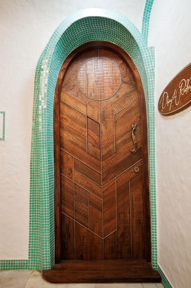 Casa Organica din Mumbai - Poza 11