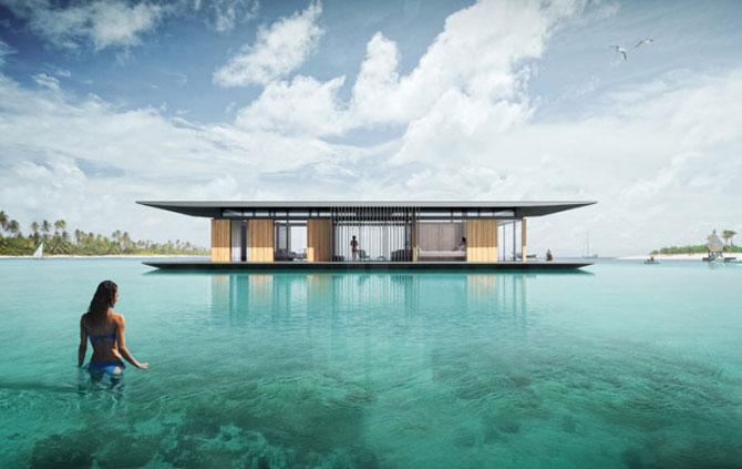 Vis de vara: Casa plutitoare de Dymitr Malcew - Poza 2