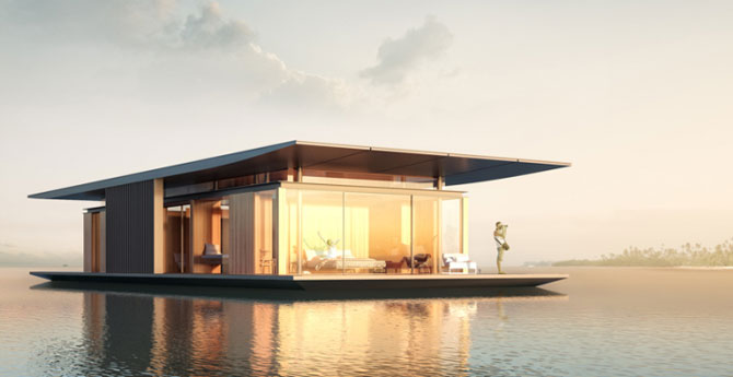 Vis de vara: Casa plutitoare de Dymitr Malcew - Poza 3