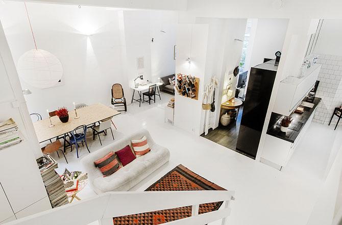 Superba casa imaculata de la Stochkholm - Poza 1