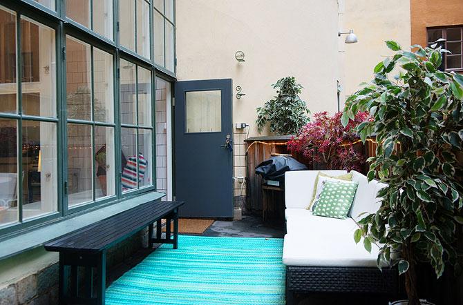 Superba casa imaculata de la Stochkholm - Poza 9