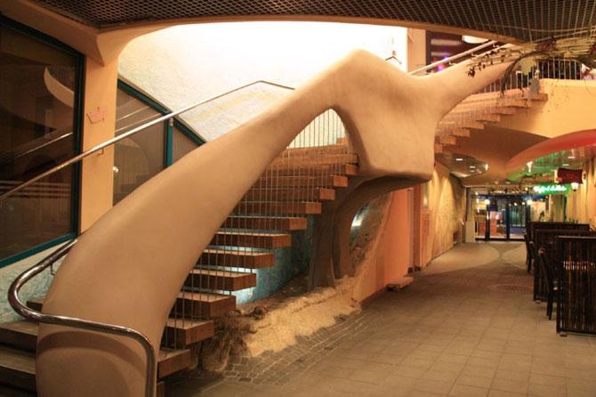 Mall-ul din Casa Stramba, in Polonia - Poza 7