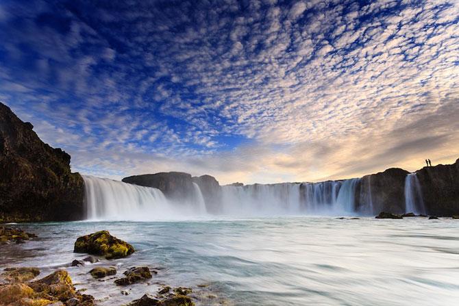 Fotografii incredibile cu Cascada Godafoss, Islanda - Poza 4