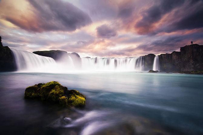 Fotografii incredibile cu Cascada Godafoss, Islanda - Poza 5