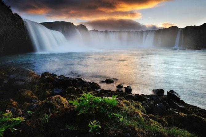 Fotografii incredibile cu Cascada Godafoss, Islanda - Poza 6