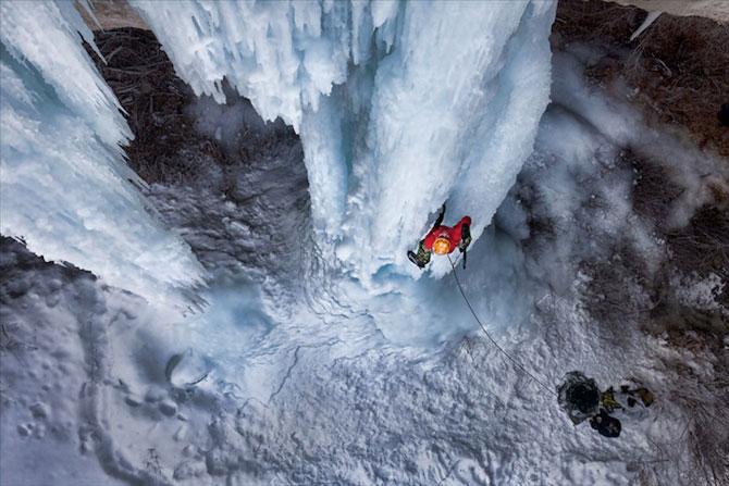 12 imagini incredibile cu cascade inghetate - Poza 10