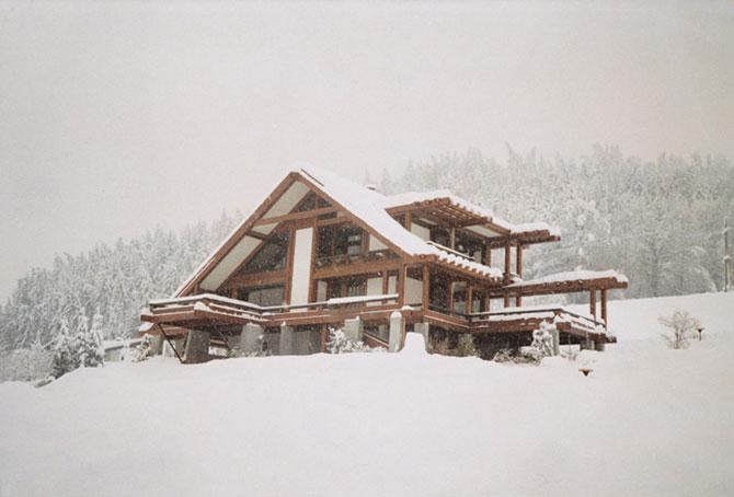 Lux prefabricat din lemn, de la Pagano - Poza 13