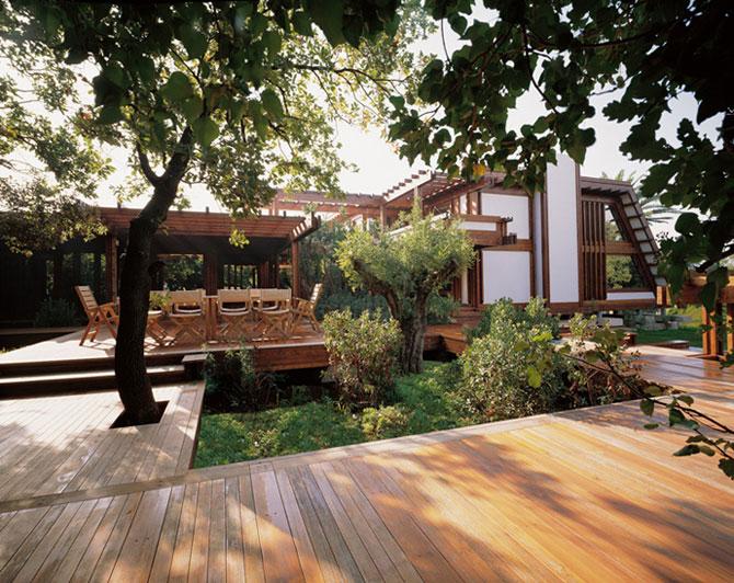 Lux prefabricat din lemn, de la Pagano - Poza 10