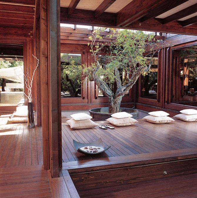 Lux prefabricat din lemn, de la Pagano - Poza 2