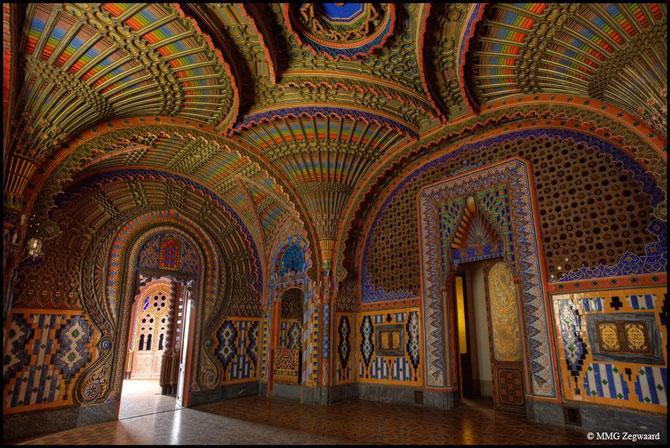 Superbul Castello di Sammezzano - abandonat de 20 de ani - Poza 5
