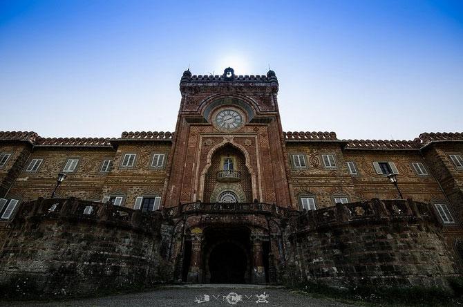 Superbul Castello di Sammezzano - abandonat de 20 de ani - Poza 7
