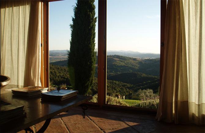 Luxul unui castel toscan 'in varsta' de noua secole - Poza 4