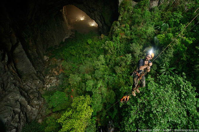 Cea mai mare pestera din lume: Son Doong, Vietnam - Poza 1