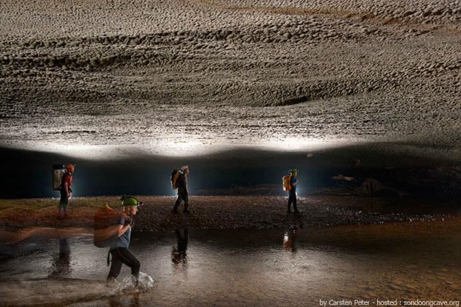 Cea mai mare pestera din lume: Son Doong, Vietnam - Poza 3