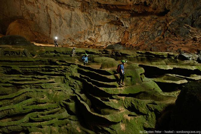 Cea mai mare pestera din lume: Son Doong, Vietnam - Poza 11