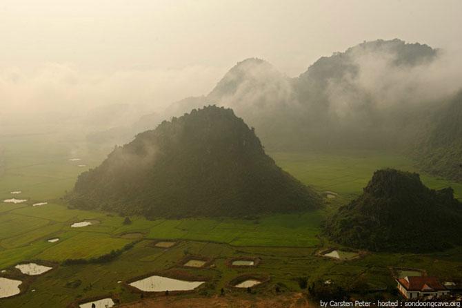 Cea mai mare pestera din lume: Son Doong, Vietnam - Poza 12