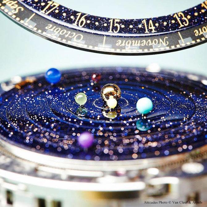 Ceasul cu sistem solar la purtator - Poza 2