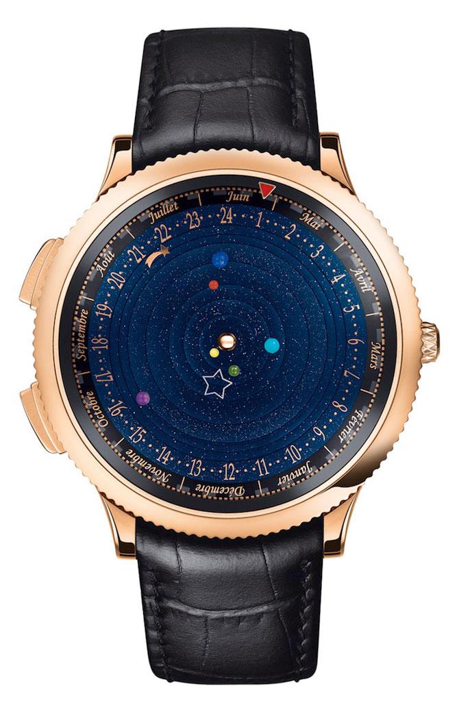 Ceasul cu sistem solar la purtator - Poza 5