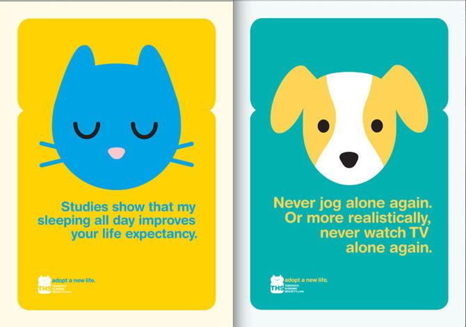 Adopta un animal: cele mai bune reclame - Poza 1