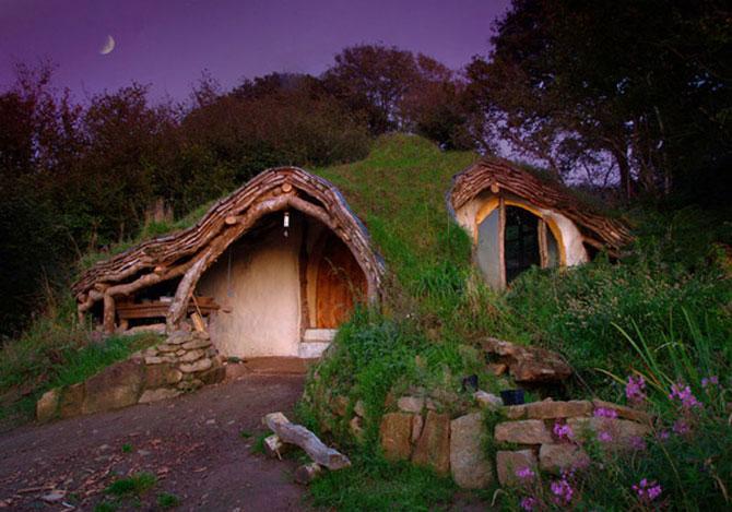 Cele mai ciudate 13 case din lume - Poza 6