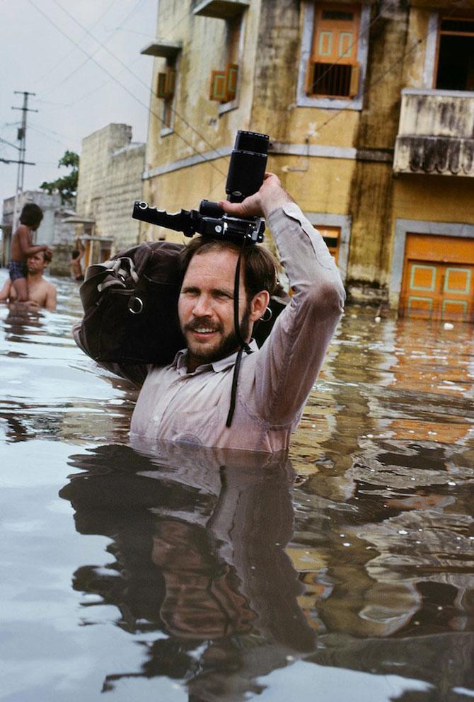 Fotograful Steve McCurry isi dezvaluie secretele - Poza 5