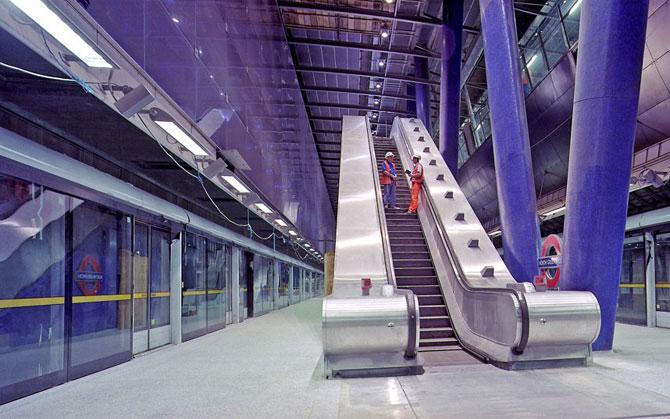 15 statii de metrou incredibile din intreaga lume - Poza 11