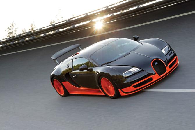 Cele mai rapide 10 masini din lume - Poza 1