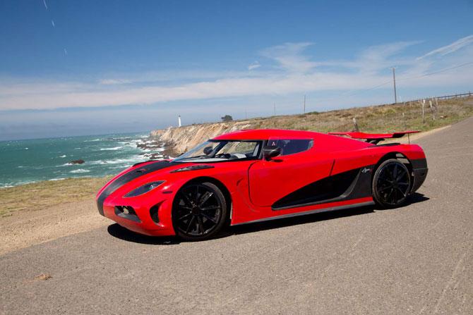 Cele mai rapide 10 masini din lume - Poza 3