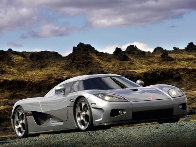 Cele mai rapide 10 masini din lume - Poza 7