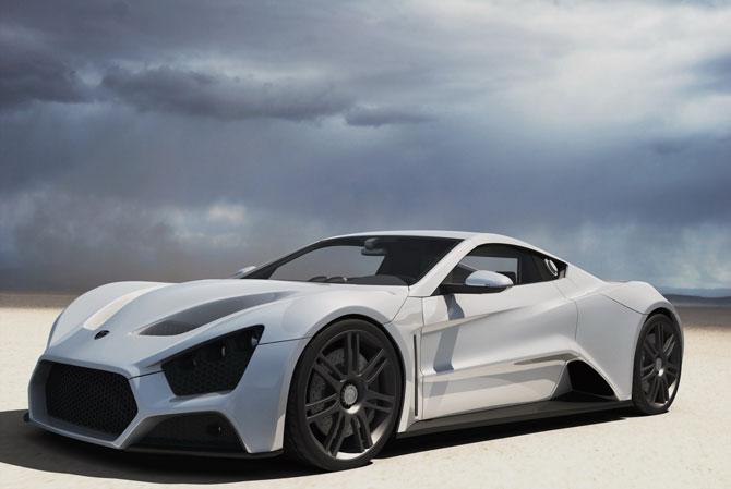 Cele mai rapide 10 masini din lume - Poza 9