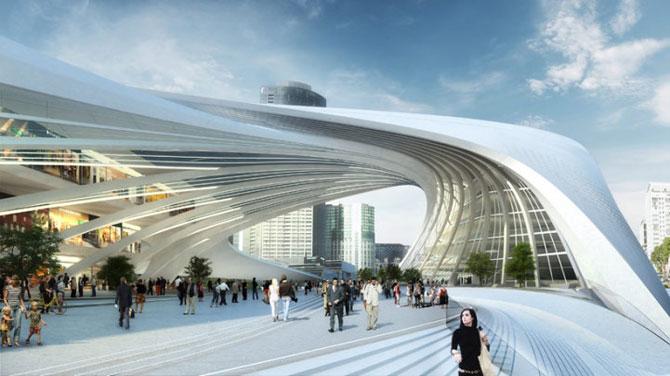 Centru de transport ultra-modern pentru Melbourne - Poza 3