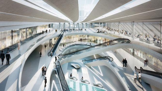 Centru de transport ultra-modern pentru Melbourne - Poza 6