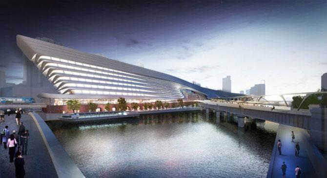Centru de transport ultra-modern pentru Melbourne - Poza 7