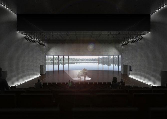 Design impresionant: Centrul cultural de la Harbin, China - Poza 10