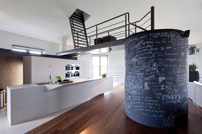 Casa intr-un turn de apa din Belgia - Poza 1