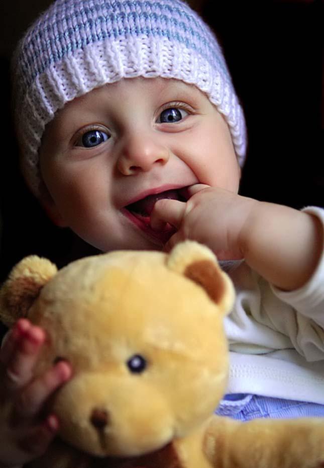Emotii de bebelusi in 40 de fotografii superbe - Poza 13