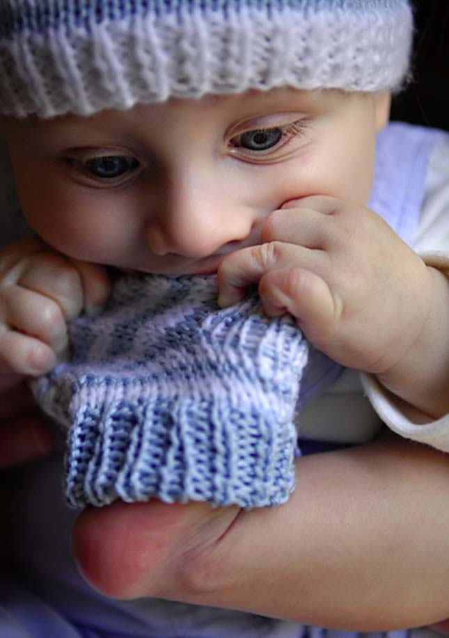 Emotii de bebelusi in 40 de fotografii superbe - Poza 14