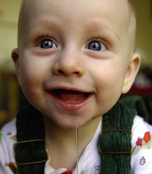 Emotii de bebelusi in 40 de fotografii superbe - Poza 19