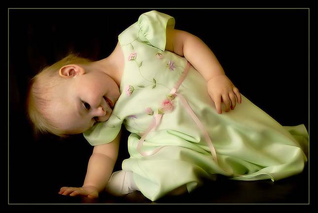 Emotii de bebelusi in 40 de fotografii superbe