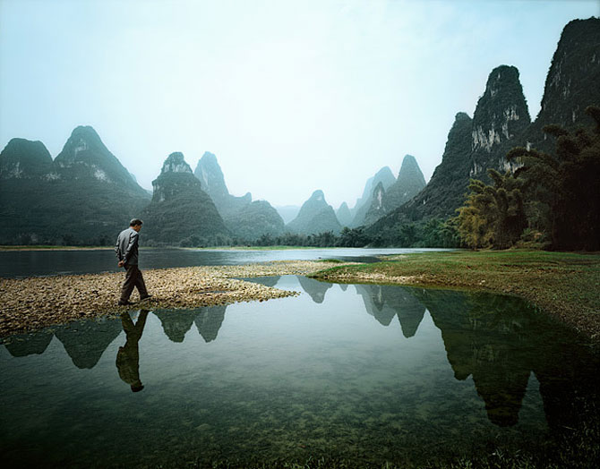 Fotografii China Stephen Wilkes