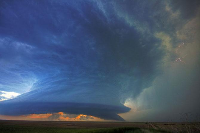 33 de poze extraordinare cu nori - Poza 9