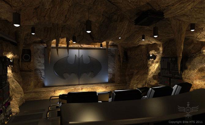Cinema acasa la cel mai mare fan Batman! - Poza 1
